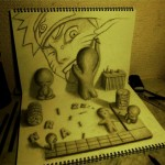 3D Drawing 1