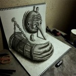 3D Drawing 2
