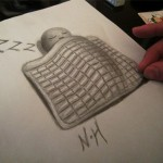 3D Drawing 4