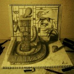 3D Drawing 14