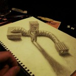 3D Drawing 20