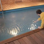 Fake Swimming Pool In New York 1