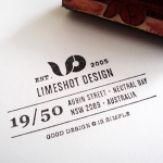 Limeshot Design Stamp