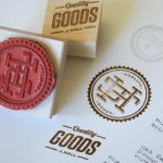 Quality & Goods Stamp