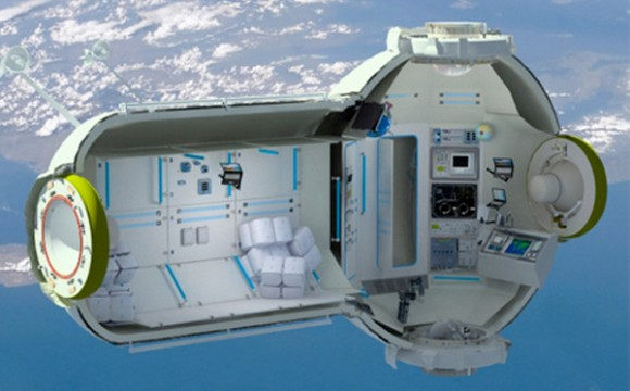 ล่องลอยบนโรงแรมอวกาศแห่งแรกของโลก