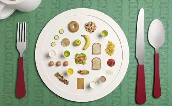 ไดเอทด้วยเมนูจากมื้ออาหารจิ๋ว