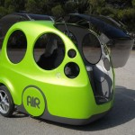 Air Powered Car 11