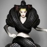 Car Tire Fashion