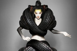 Car Tire Fashion