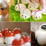 Cute Boiled Egg 1