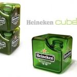 Heineken Cube 1
