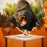 Interactive 3D Painting 3