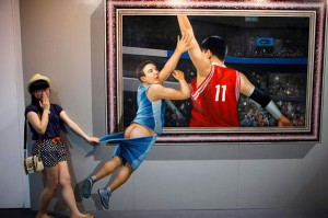 Interactive 3D Painting