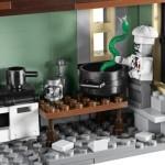 LEGO 2012 Haunted House Set 5