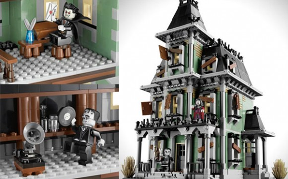 LEGO บ้านผีสิงชุดสุดสยอง