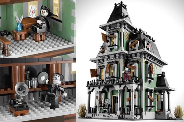 Haunted House Set Design