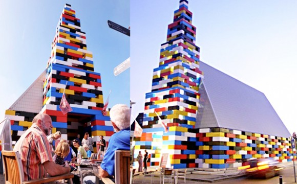 LEGO Church โบสถ์เลโก้ยักษ์
