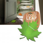 Loose Leaf Doorstop