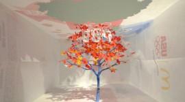 ต้นไม้จากถุงกระดาษ McDonald