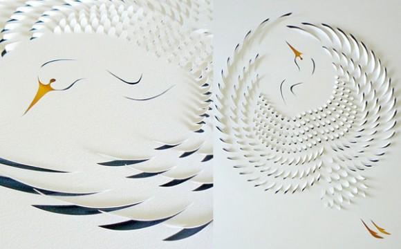 ศิลปะกระดาษแบบสร้างสรรค์