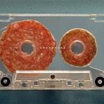 Salami Cassette Tape