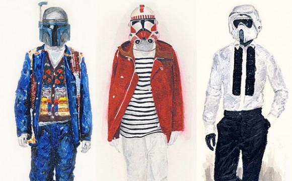 แฟชั่นเสื้อผ้าเท่ห์ๆ จาก Star Wars
