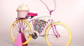 จักรยานลูกกวาดที่ต้านทานความอยากอาหารได้ยาก