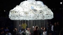 เมฆหลอดไฟ ศิลป์แบบมีส่วนร่วม