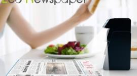 Eco Newspaper หนังสือพิมพ์รักษ์โลกลดมลภาวะ