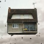 Flying Houses 1