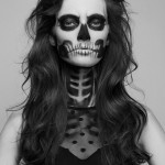 Skeleton Makeup 2