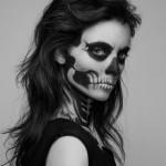 Skeleton Makeup 5