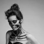 Skeleton Makeup 6
