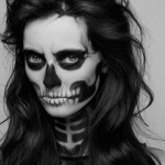 Skeleton Makeup 7
