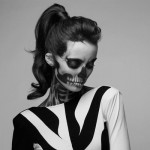 Skeleton Makeup 8