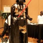 Vader Cake 6