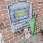 Chalk Art 13