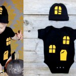 Haunted House Baby Costume