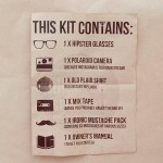 Hipster Kit Contains