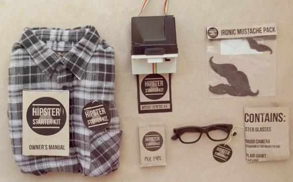 แฟชั่นชุด Hipster Starter Kit สุดเก๋