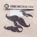 Ironic Mustache Pack