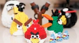 LEGO Angry Birds ความสดใสในรูปแบบเลโก้