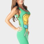 Leonardo Dress 3