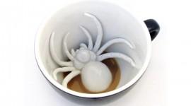 ถ้วยกาแฟ ดีไซน์เก๋ซ่อนเซอร์ไพรส์
