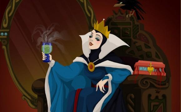 Happy Ending แบบตัวร้ายในการ์ตูน Disney