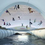 Trampoline Bridge 2