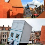 Upside Down House 9