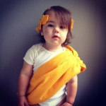 Zeus Toddler Costume 2