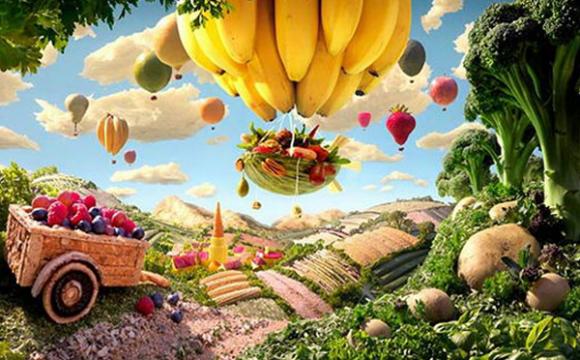 โลกแห่งจินตนาการอาหาร