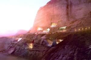 Wadi Rum Resort 1